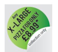 Hillside Pizza 01684 57 67 67